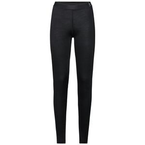 Odlo Merino 130 Lange Unterhose Damen schwarz schwarz
