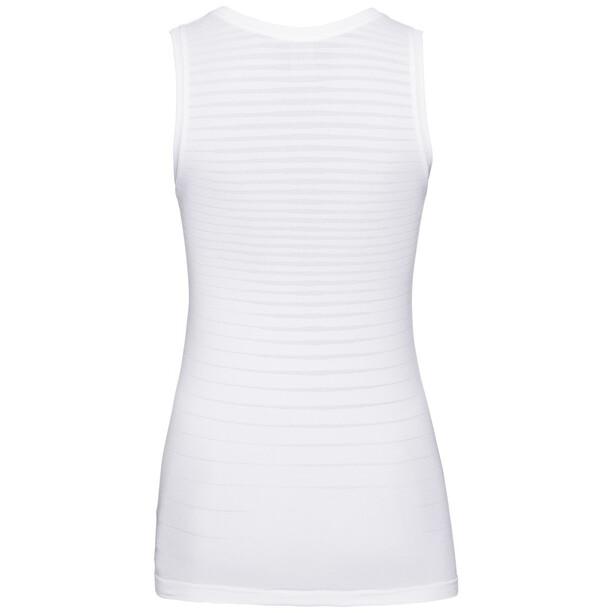 Odlo Performance Light Rundhals Unterhemd Damen white