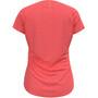 Odlo Run Easy Linencool T-Shirt S/S Crew Neck Women röd