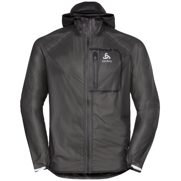 Odlo Dual Dry Waterproof Jacket Men, black