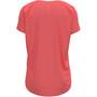 Odlo Zeroweight Chill-Tec T-shirt Dam röd