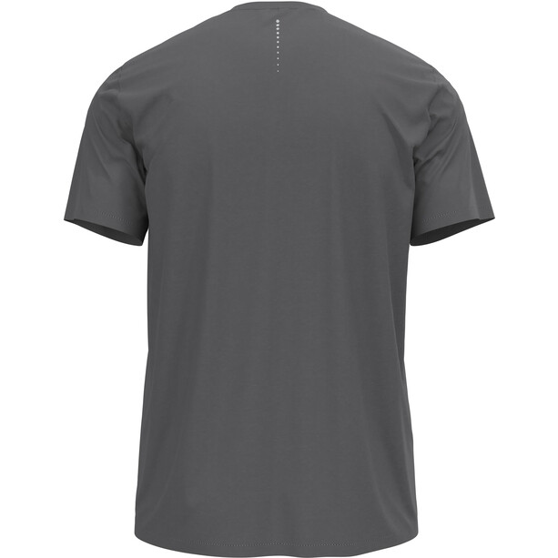Odlo Zeroweight Chill-Tec T-Shirt S/S Crew Neck Men, gris