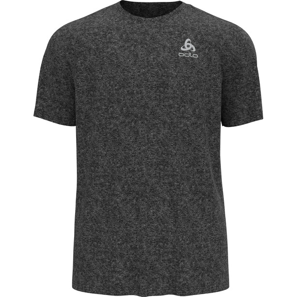 Odlo Run Easy 365 T-Shirt Kurzarm Rundhals Herren grey melange
