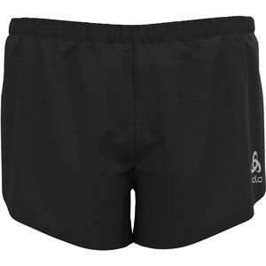 "Odlo Zeroweight 3"" Split Shorts Men, zwart zwart"