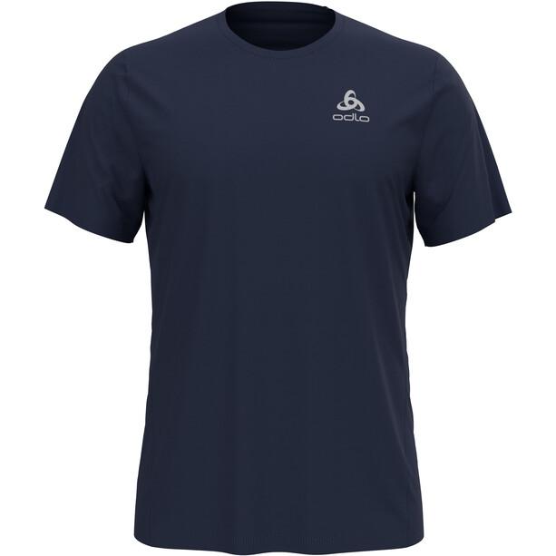 Odlo Essential Light T-Shirt Kurzarm Rundhals Herren blau