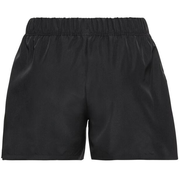 """Odlo Essential Light 4"""" Shorts Damen blau"""