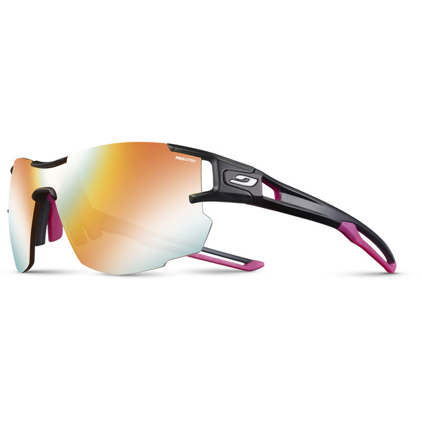 Julbo Aerolite Reactiv Performance 1-3 LAF Sunglasses black/pink