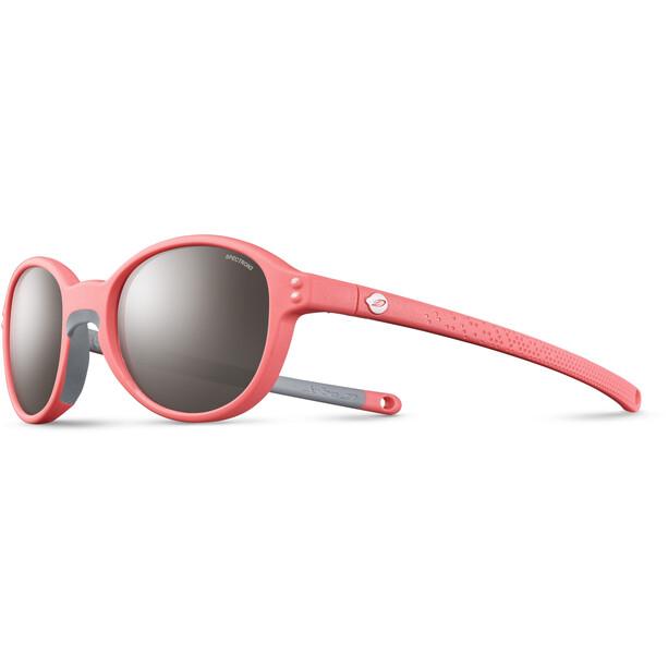 Julbo Frisbee Spectron 3 Sunglasses Kids, rouge/gris
