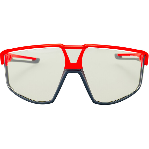 Julbo Fury Reactiv Performance 0/3 Sunglasses, black/orange fluo
