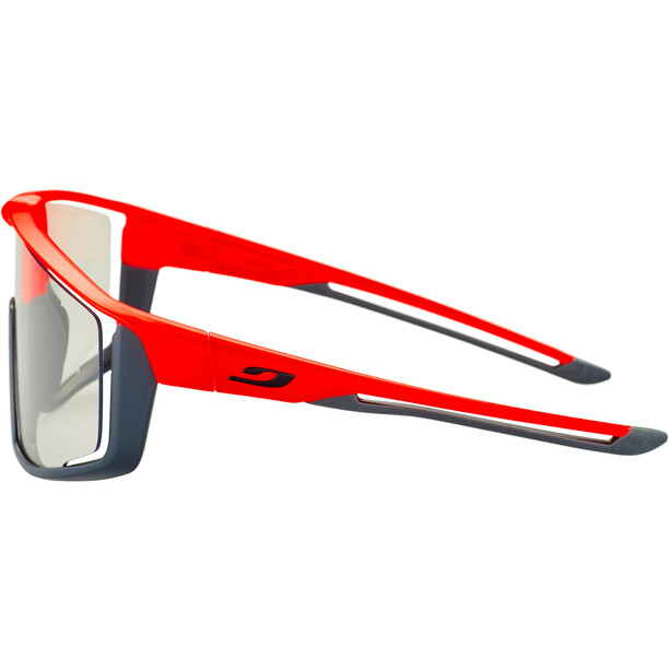 Julbo Fury Reactiv Performance 0/3 Sonnenbrille black/orange fluo