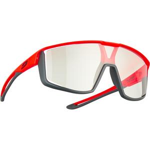 Julbo Fury Reactiv Performance 0/3 Sonnenbrille schwarz/rot schwarz/rot