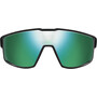 Julbo Fury Spectron 3 Sonnenbrille black/glossy black/green
