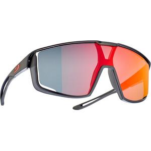 Julbo Fury Spectron 3 Sunglasses, noir/rouge noir/rouge