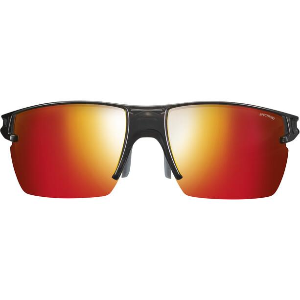 Julbo Outline Spectron 3CF Sonnenbrille Herren schwarz/rot