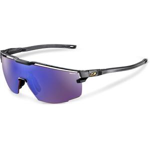 Julbo Ultimate Carbon Reactiv Performance 1-3 HC Sonnenbrille schwarz/blau schwarz/blau
