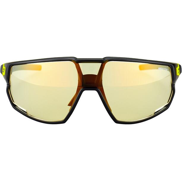 Julbo Rush Reactiv Performance 1-3 LAG Sonnenbrille schwarz/gelb