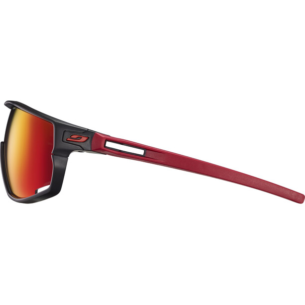 Julbo Rush Spectron 3 Sunglasses, black/red