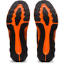 asics Novablast Chaussures Homme, noir/orange