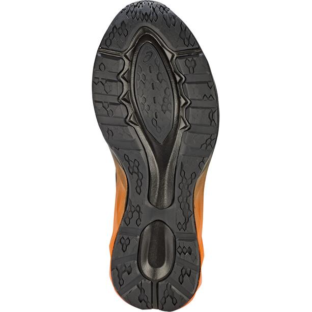 asics Dynablast Schuhe Herren black/marigold orange