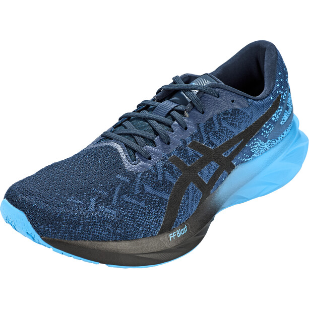 asics Dynablast Shoes Men, french blue/black