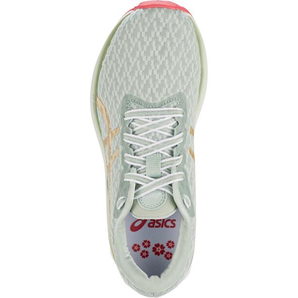 asics Dynablast Shoes Women, lichen rock/champagne