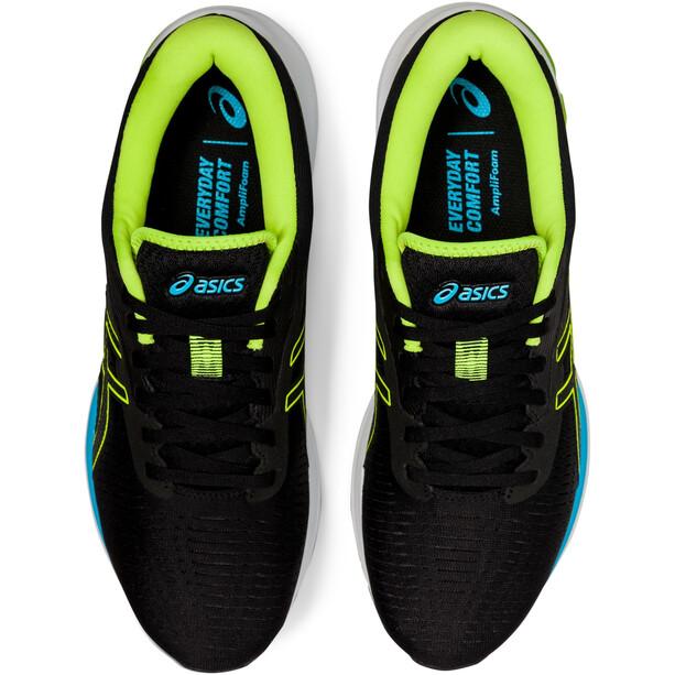 asics Gel-Pulse 12 Chaussures Homme, noir/vert