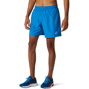 "asics Icon 7"" Shorts Herren reborn blue/brilliant white reborn blue/brilliant white"