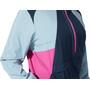 asics Visibility Jacket Women, french blue/smoke blue