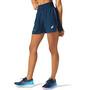 asics Visibility Shorts Women, french blue