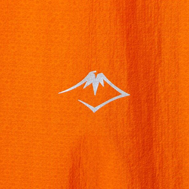 asics Fujitrail Jacket Men, marigold orange
