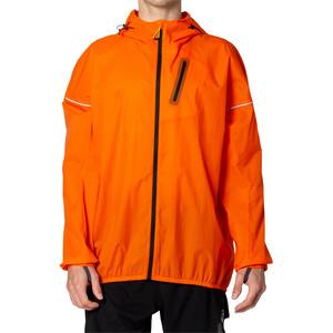 asics Fujitrail Jacke Herren marigold orange marigold orange