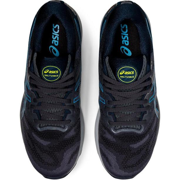 asics Gel-Nimbus 23 Schuhe Herren grau/blau