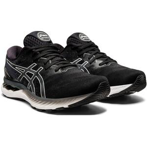 asics Gel-Nimbus 23 Schuhe Herren schwarz/weiß schwarz/weiß