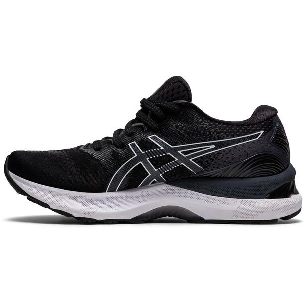 asics Gel-Nimbus 23 Schuhe Damen black/white