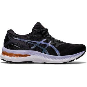 asics Gel-Nimbus 23 Shoes Women, zwart/grijs zwart/grijs