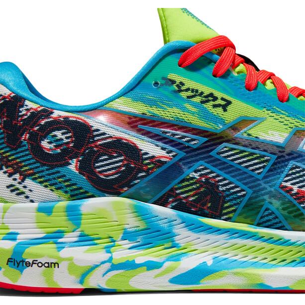 asics Noosa Tri 13 Shoes Men, vihreä/sininen