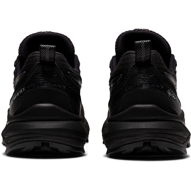 asics Gel-Trabuco 9 G-TX Schuhe Damen black/carrier grey
