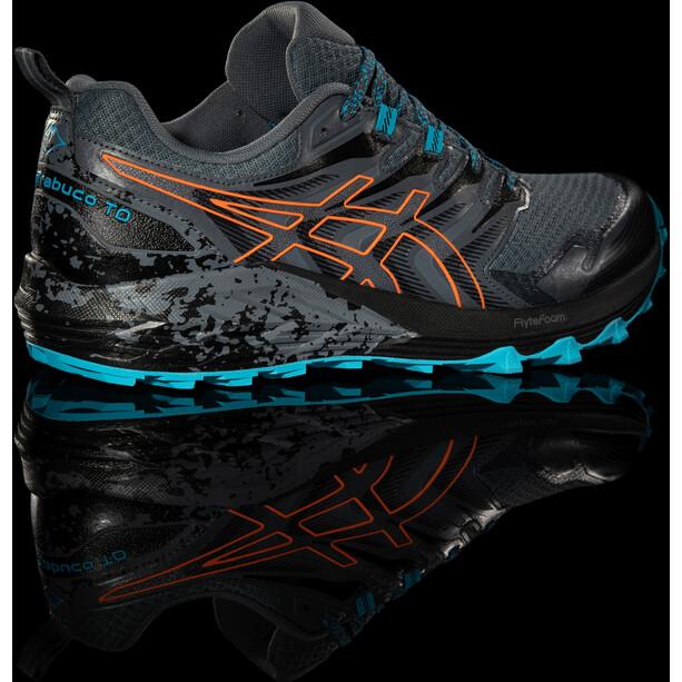 asics Gel-Trabuco Terra Shoes Men, sininen/oranssi