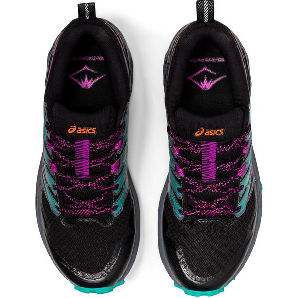 asics Gel-Trabuco Terra Shoes Women, noir/rose