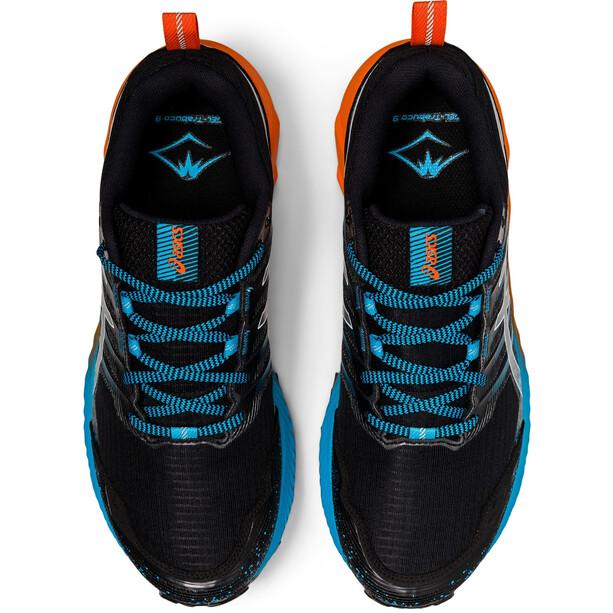 asics Gel-Trabuco 9 Shoes Men, noir/bleu