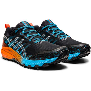 asics Gel-Trabuco 9 Shoes Men, noir/bleu noir/bleu