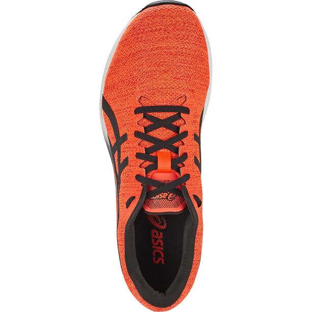 asics Roadblast Tokyo Shoes Men, sunrise red/black