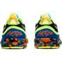 asics Gel-Noosa Tri 12 Shoes Men, noir/vert