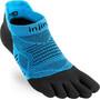 Injinji Run Lightweight No Show Socks Men svart/blå
