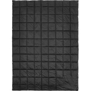 CAMPZ Travel Blanket, zwart zwart