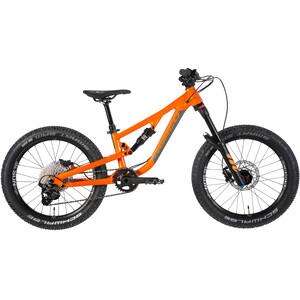 "Norco Bicycles Fluid FS 2.1 20"" Kids orange orange"