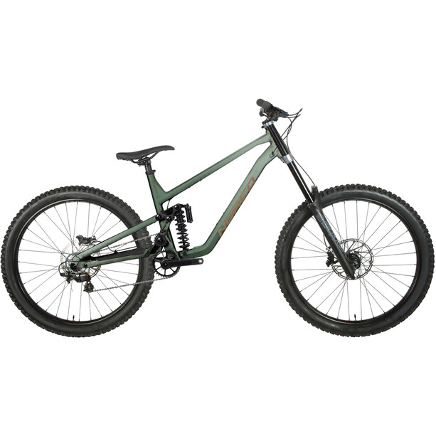Norco Bicycles Shore A Park green/copper