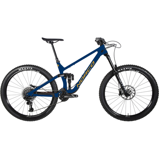 Norco Bicycles Sight C1 blue/copper