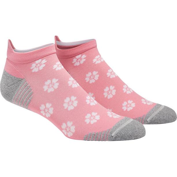 asics Sakura Socks, vaaleanpunainen/valkoinen
