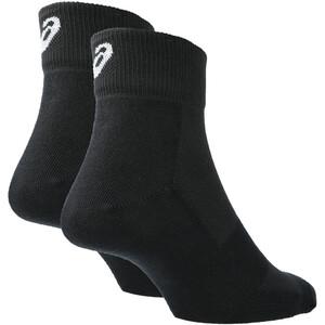 asics Sport Socks 2-Pack, musta musta